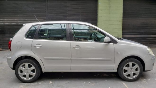 volkswagen polo  hatch. 1.6 8v 2008 completo