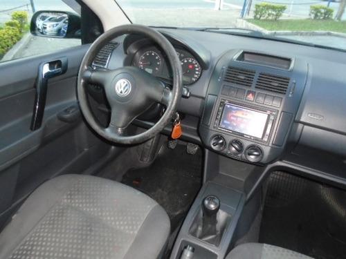 volkswagen polo hatch. 1.6 8v (flex) 2005 completo