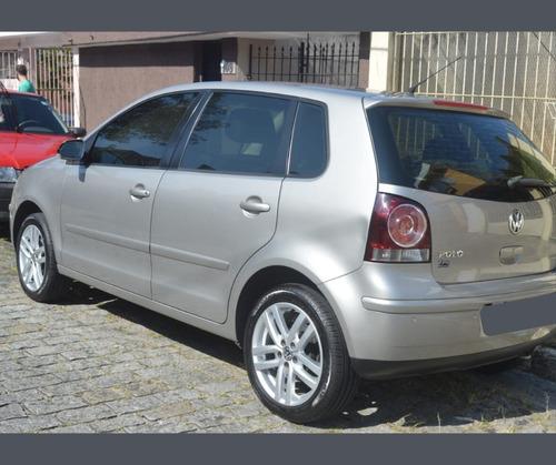 volkswagen polo hatch 1.6 total flex 2011