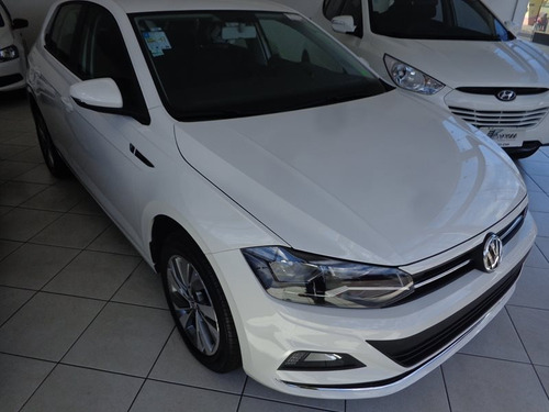 volkswagen polo highline 1.0 200 tsi branco 2018