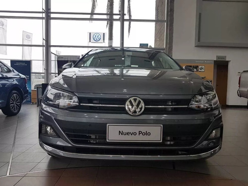 volkswagen polo highline at 0km 2020 gris oscuro - rc
