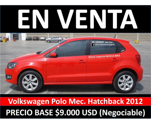 volkswagen polo info en face:/no al abuso rimac seguros