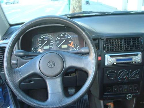 volkswagen polo mi 1.6 2000 full excelente estado tomo usado
