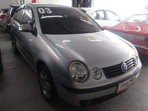 volkswagen polo sedan 1.6 4p 2003 mogi das cruzes