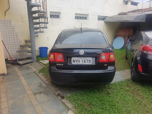 volkswagen polo  sedan 1.6 confortiline i-motion