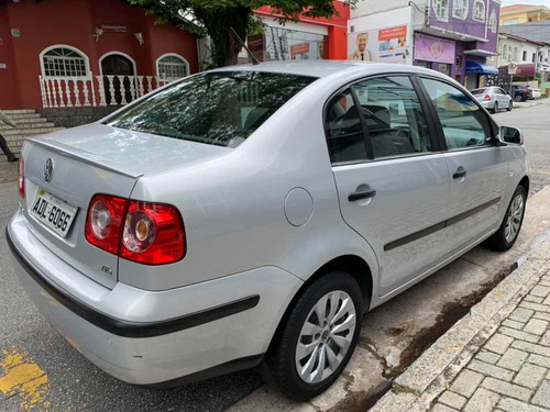 volkswagen polo sedan 1.6 total flex 4p 2008