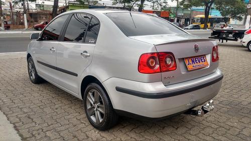 volkswagen polo sedan 1.6 total flex 4p