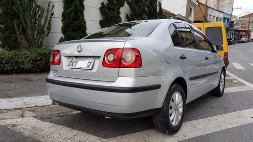 volkswagen polo sedan 1.6 total flex 4p completo 2008