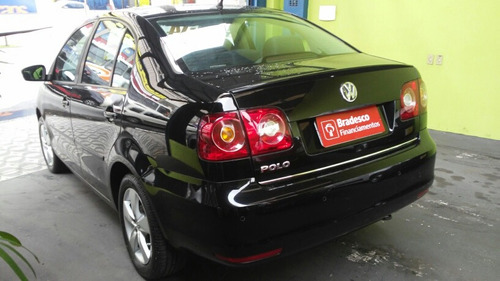 volkswagen polo sedan 1.6 vht comfortline total flex 4p 2014