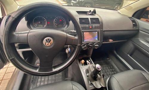 volkswagen polo sedan confort line 1.6 flex 4p total flex