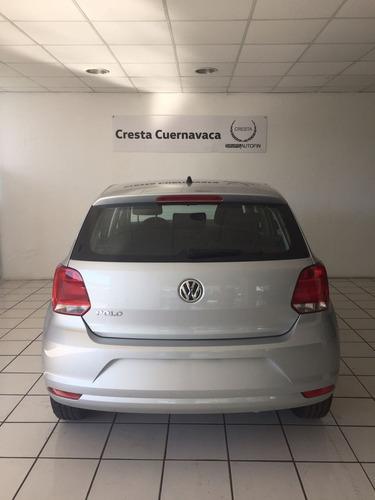 volkswagen polo startline srd 2018 cresta cuernavaca