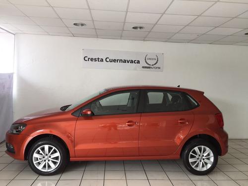 volkswagen polo std 2018 cresta cuernavaca