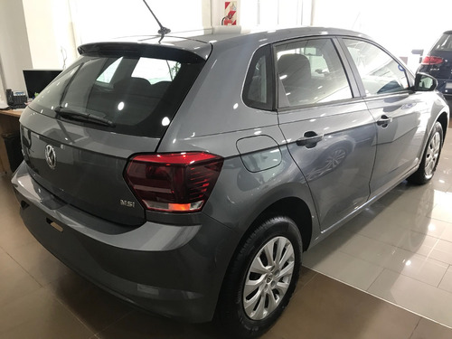 volkswagen polo trendline 1.6 5p 0km (disponible)