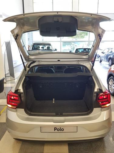 volkswagen polo trendline 1.6 my2021 automático ft