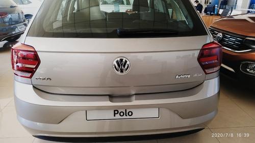 volkswagen polo trendline automatico my20 8