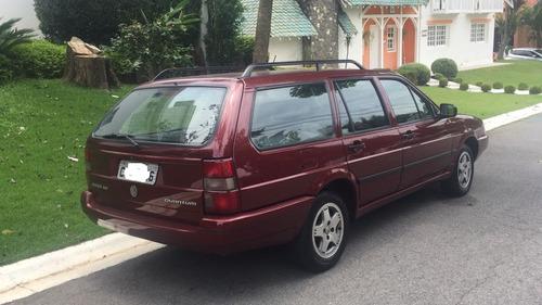 volkswagen quantum 1996 linda impecavel...raridade nova !!!!