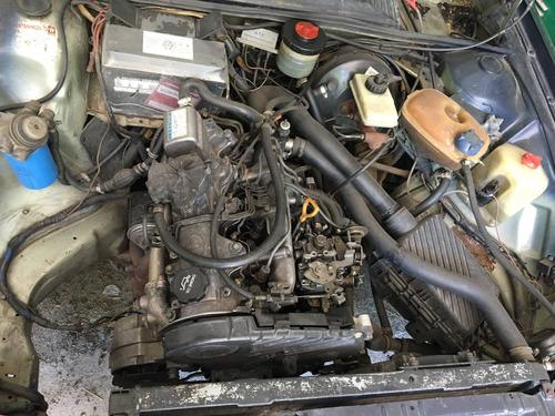 volkswagen quantum impecable motor toyota 2.0 diesel al dia