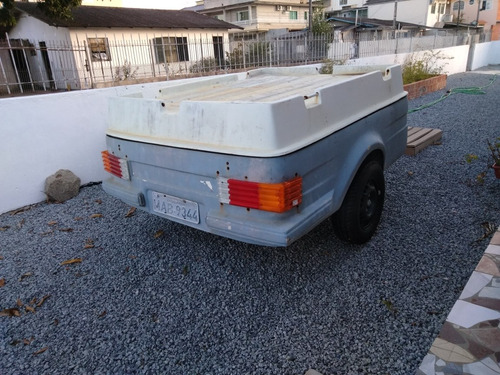 volkswagen reboque brasília