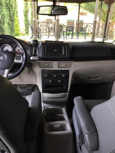 volkswagen routan 3.7 prestige tiptronic at