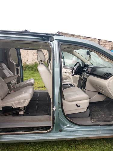 volkswagen routan 3.8 exclusive tipt pk joybox entr at 2009