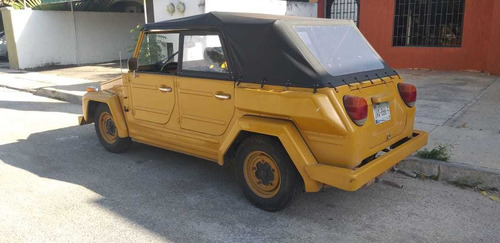 volkswagen safari 1975