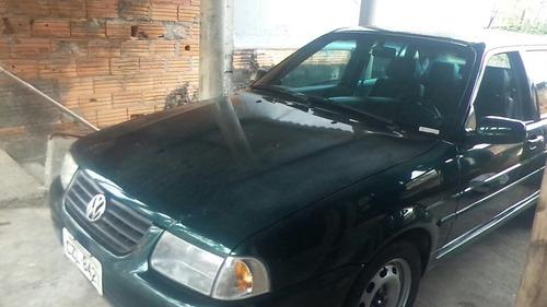 volkswagen santana 1.8 4p gasolina 1999