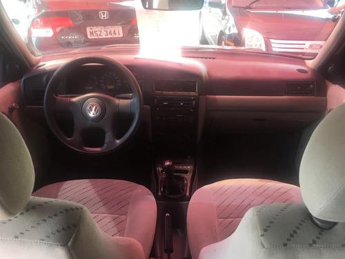 volkswagen santana 1.8 mi 8v gasolina 4p manual