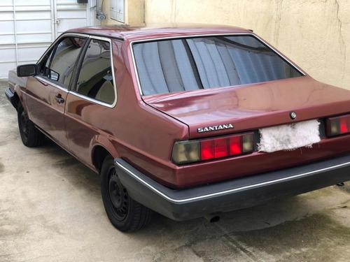 volkswagen santana 1987
