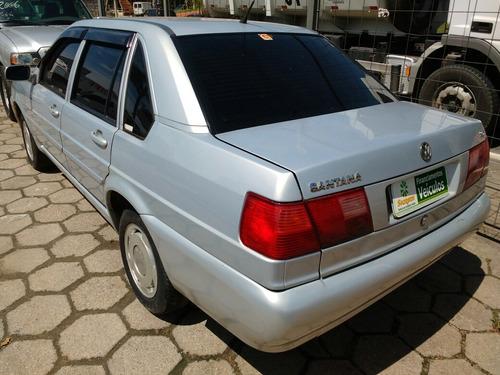 volkswagen santana 2.0 4p gasolina 2001