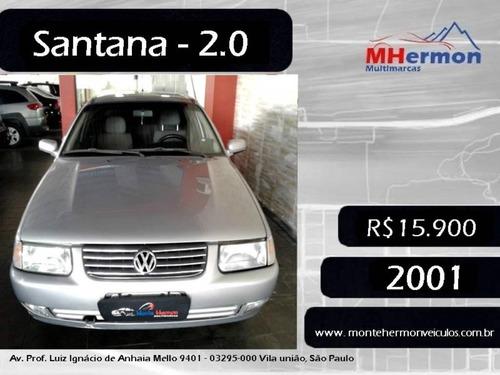 volkswagen santana 2.0