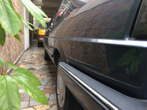 volkswagen santana 89 cl 2.0 turbo legalizado