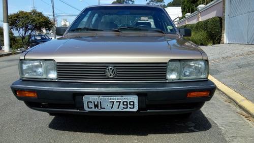 volkswagen santana gls 1991