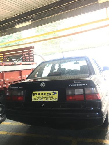 volkswagen santana mi 2.0 4p 1997 completo