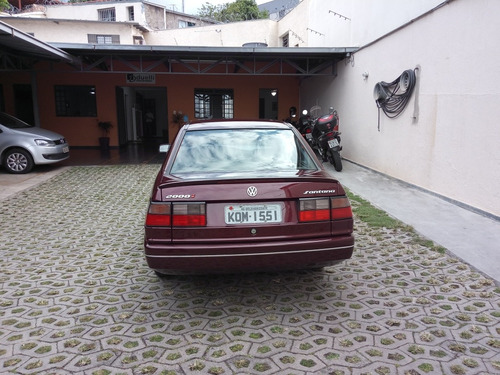 volkswagen santana série única