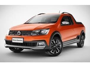 volkswagen saveiro 1.6 16v cross cab. dupla okm 2020/2021