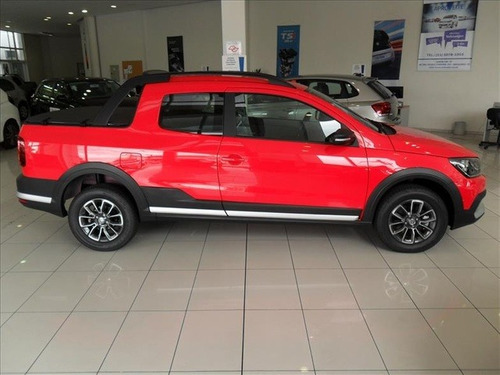 volkswagen saveiro 1.6 16v cross cd flex 2p 2019