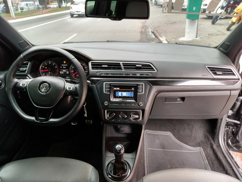 volkswagen saveiro 1.6 16v cross ce total flex 2p-