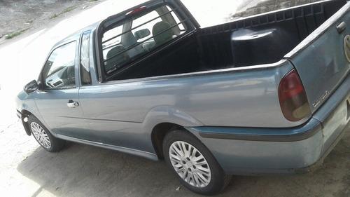 volkswagen saveiro 1.6 2p gasolina 2000