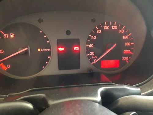 volkswagen saveiro 1.6 2p gasolina prata 2003