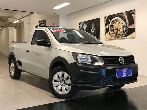 volkswagen saveiro 1.6 8v 2017