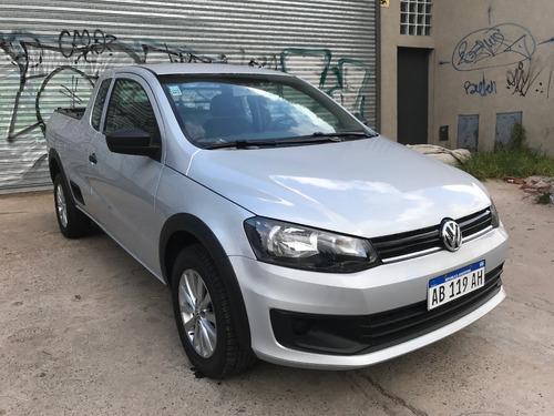 volkswagen saveiro 1.6 cab. ext. pack 0km