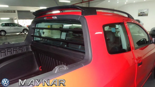 volkswagen saveiro 1.6 cabina doble + pack high sc