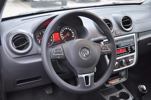 volkswagen saveiro 1.6 cabina doble power 0km