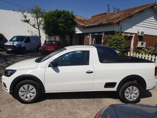 volkswagen saveiro 1.6 cabina simple trendline 2020.
