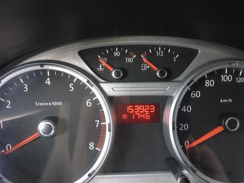 volkswagen saveiro 1.6 c/e pack electrico / gnc / 2011