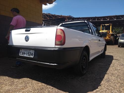 volkswagen saveiro 1.6 city total flex 2p 101 hp 2008