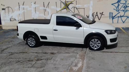 volkswagen saveiro 1.6 com ar e vidros 2014 $ 29900 financia