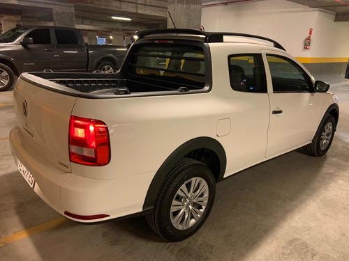 volkswagen saveiro 1.6 comfortline 2020