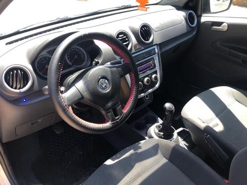 volkswagen saveiro 1.6 confort cab ext 2013