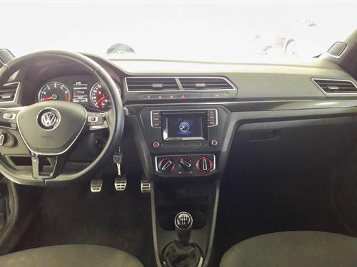 volkswagen saveiro 1.6 cross 2017 gris platino - ref:1336